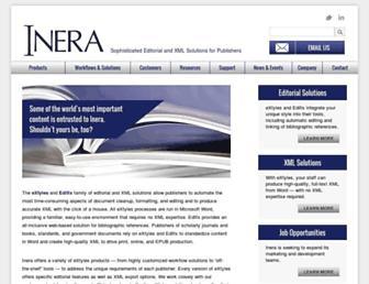 inera.com screenshot