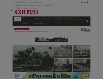 periodicocorreo.com.mx screenshot