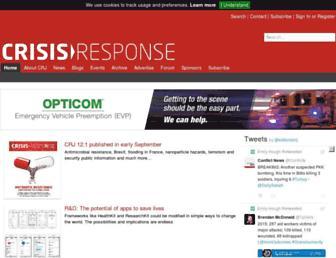 crisis-response.com screenshot