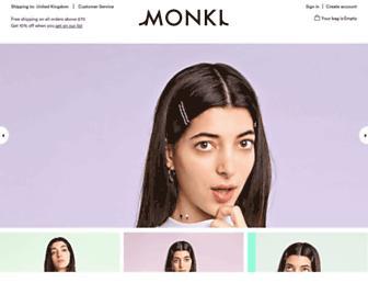 Thumbshot of Monki.com