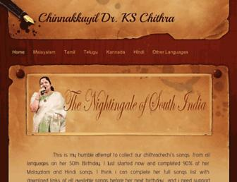 chithrachechi.weebly.com screenshot