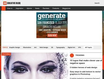 Thumbshot of Creativebloq.com
