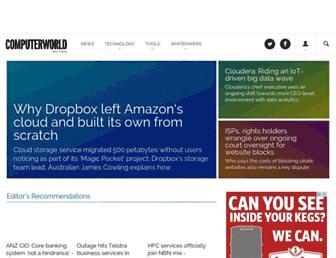 computerworld.com.au screenshot