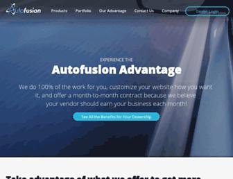Thumbshot of Autofusion.com
