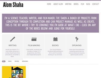 alomshaha.com screenshot