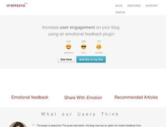 Thumbshot of Myeffecto.com