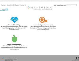 massmediacc.com screenshot