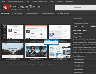 Thumbshot of Newbloggerthemes.com