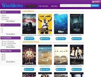 Thumbshot of Watchseries.biz
