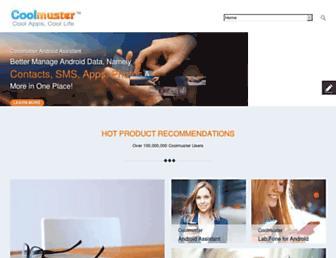 coolmuster.com screenshot