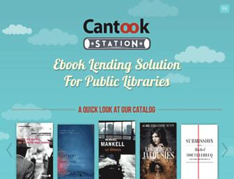 cantookstation.com screenshot