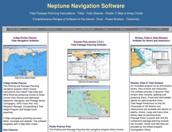 neptunenavigation.co.uk screenshot
