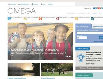 Thumbshot of Eomega.org