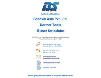 bsindustries.org screenshot