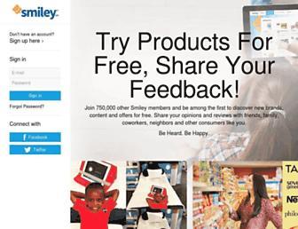 Thumbshot of Smiley360.com