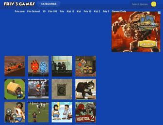 friv3-games.com screenshot