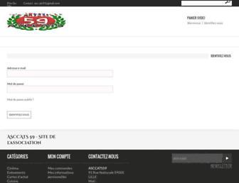 asccats59.cichocki.fr screenshot