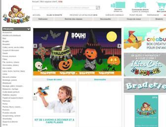 10doigts.fr screenshot