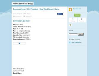 alankeener1.typepad.com screenshot