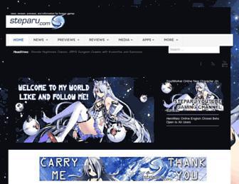Thumbshot of Steparu.com