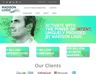 Thumbshot of Madisonlogic.com