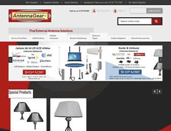 antennagear.net screenshot