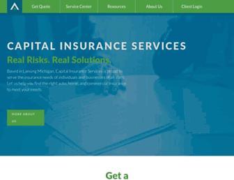 capitalinsurance.com screenshot