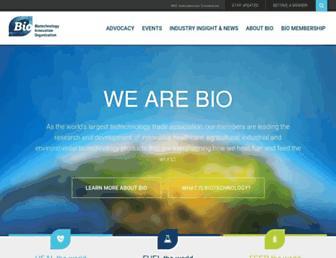 Thumbshot of Bio.org