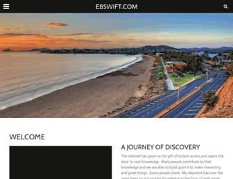 ebswift.com screenshot
