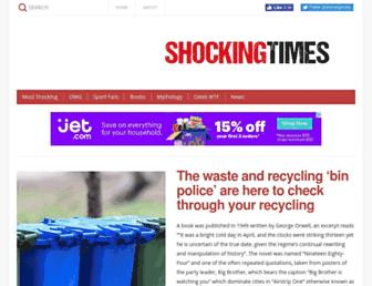 Thumbshot of Shockingtimes.co.uk