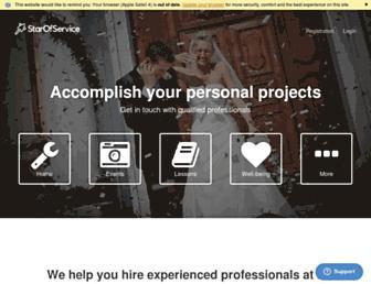 starofservice.co.uk screenshot