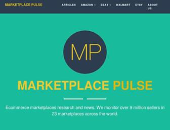 marketplacepulse.com screenshot