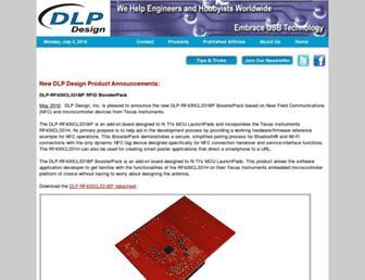 dlpdesign.com screenshot