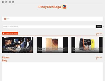pinoytechsaga.blogspot.com screenshot