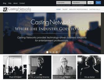 Thumbshot of Castingnetworks.com