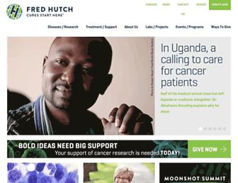 Thumbshot of Fhcrc.org