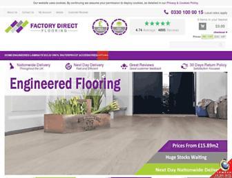 Thumbshot of Factory-direct-flooring.co.uk