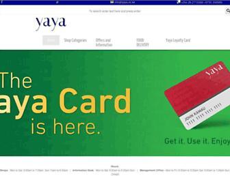 Thumbshot of Yaya-centre.com