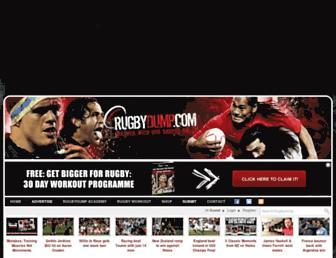 Thumbshot of Rugbydump.com