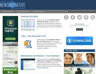 Thumbshot of Newsinitiative.org