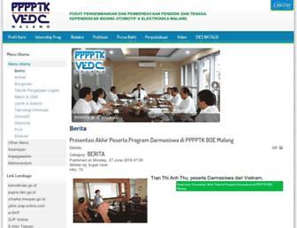 vedcmalang.com screenshot