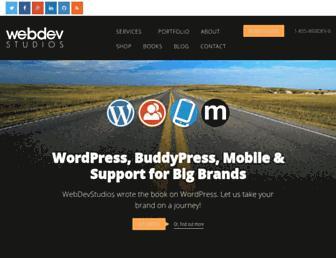 Thumbshot of Webdevstudios.com