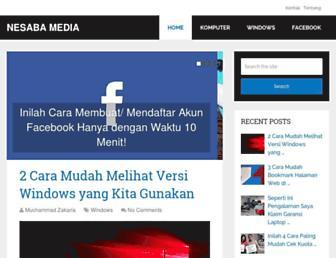 nesabamedia.com screenshot