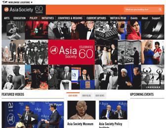 Thumbshot of Asiasociety.org
