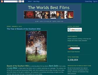 worldsbestfilms.blogspot.com screenshot