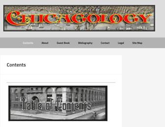 chicagology.com screenshot