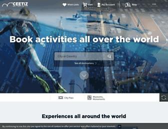 Thumbshot of Ceetiz.com