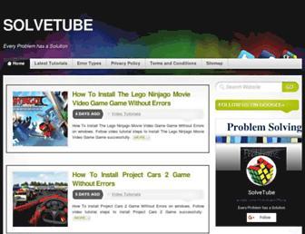 solvettube.com screenshot