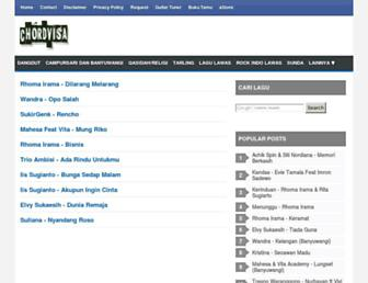 chordvisa.blogspot.com screenshot