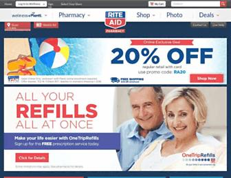 Thumbshot of Riteaid.com